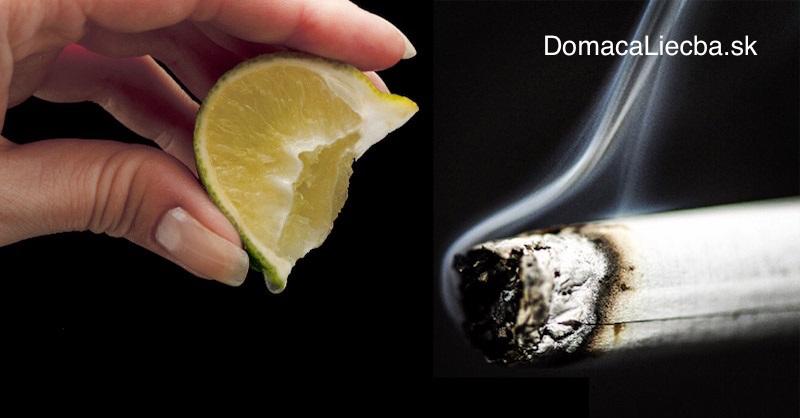 8 prírodných spôsobov, ako potlačiť chuť na cigaretu pre tých, čo chcú prestať fajčiť