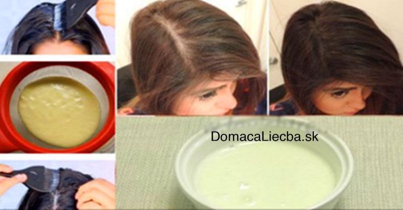Zmixujte tieto 3 látky a čoskoro vám narastú silné a hrubé vlasy