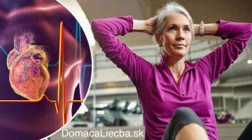 Mali by ste cvičiť po prekonaní srdcového infarktu?