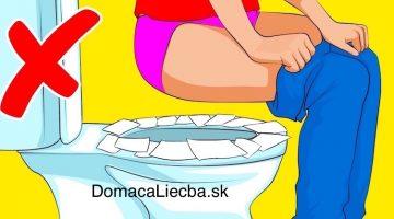 Zistili sme, či sú verejne toalety skutočne tak nebezpečné, za aké sa považujú